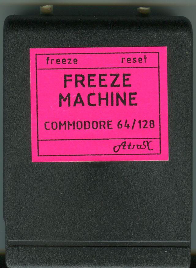 freeze machine